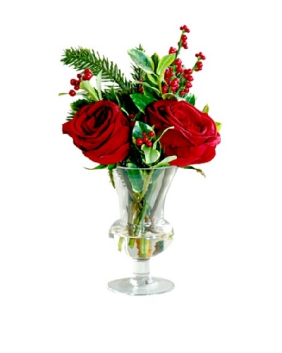 Winward Rose Mix in 15'' Vase