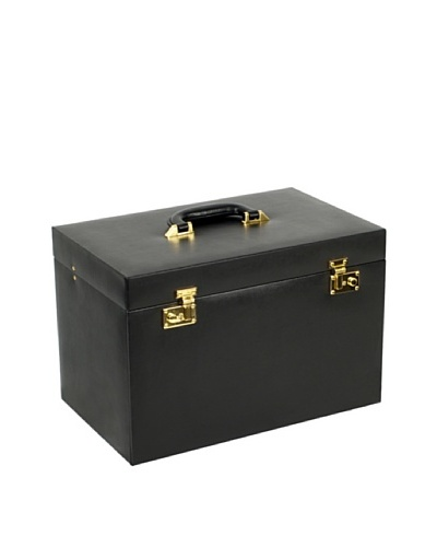 Wolf Heritage Collection Chelsea Extra Large Heirloom Jewelry Trunk