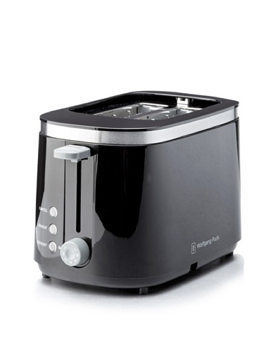 Wolfgang Puck 2-Slice Wide Slot Toaster