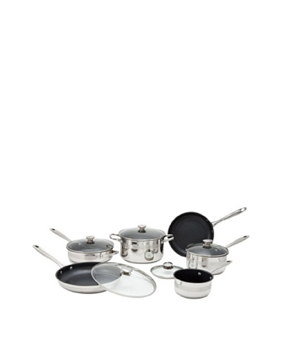 Wolfgang Puck 11-Piece Non-Stick Cookware SetAs You See