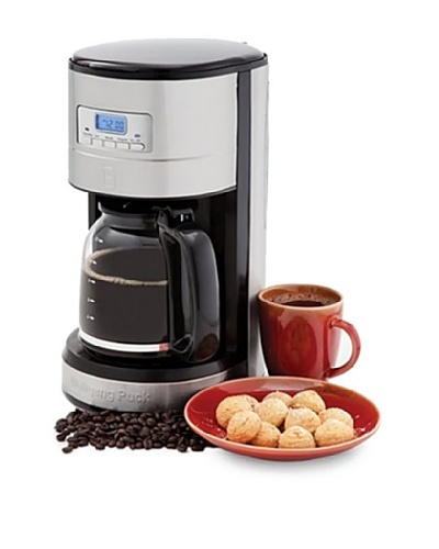 Wolfgang Puck 12-Cup Programmable Drip Coffeemaker