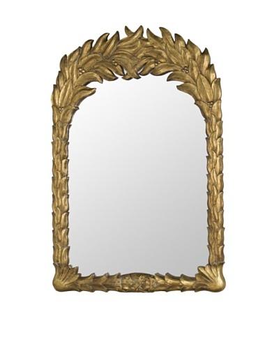World's Away Paul Mirror [Gold]