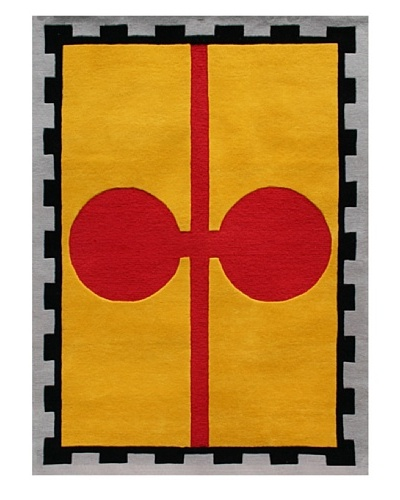 Chivalry for XpressWeave Prince Rug [Red/Yellow/Black/Grey]