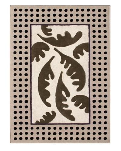 Pompeii for XpressWeave Aleph Way Rug [Black/White/Grey]