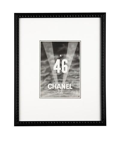 Chanel No. 46 perfume publicity 1945, 8 X 11