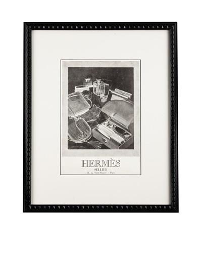 Hermes accesssories publicity 1925, 10 X 14