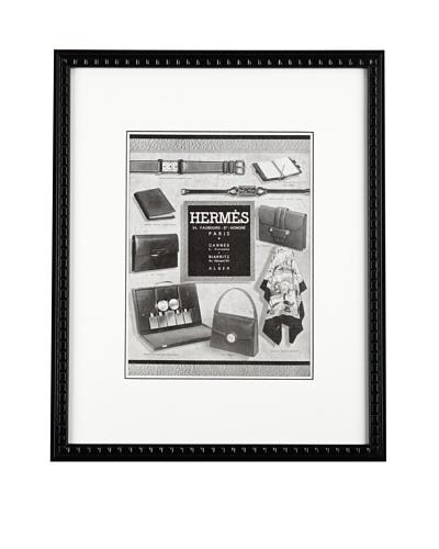 Hermes accessories publicity 1940, 10 X 13