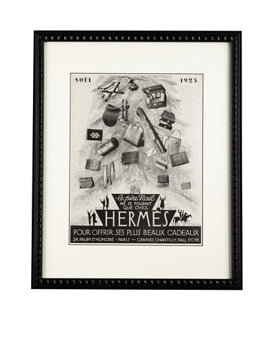Hermes gift suggestions publcity 1925, 11 X 14