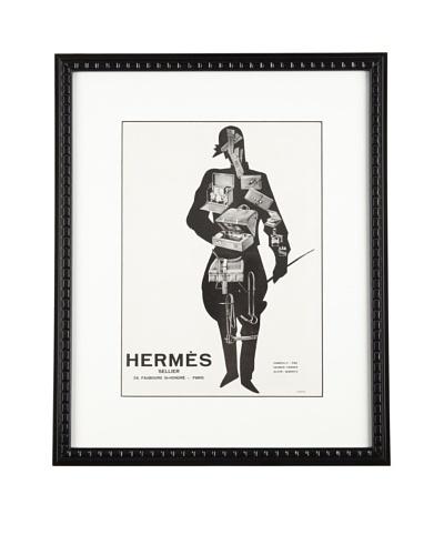 Hermes accessories publicity 1928, 11 X 14
