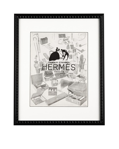Hermes gift suggestions publicity 1928, 11 X 14