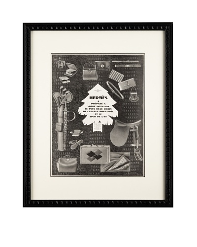 Hermes gift suggestions publicity 1927, 11 X 14