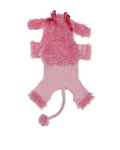 Zack & Zoey Pink Poodle Dog Costume