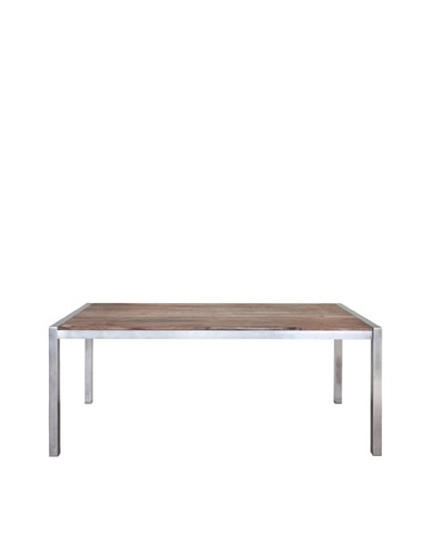 Zalva Sedona Dining Table, Reclaimed WoodAs You See