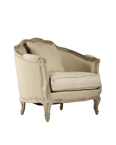 Zentique Maison Love Chair, Natural