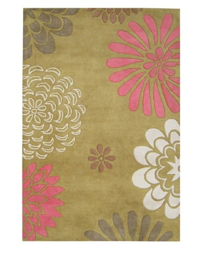 Znz Rugs Gallery Handmade Tufted New Zealand Blend Wool Rug