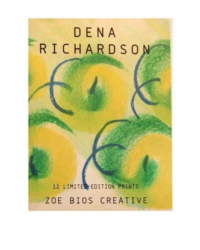 Zoe Bios Creative Set of 12 Dena Richardson Limited Ed. Prints