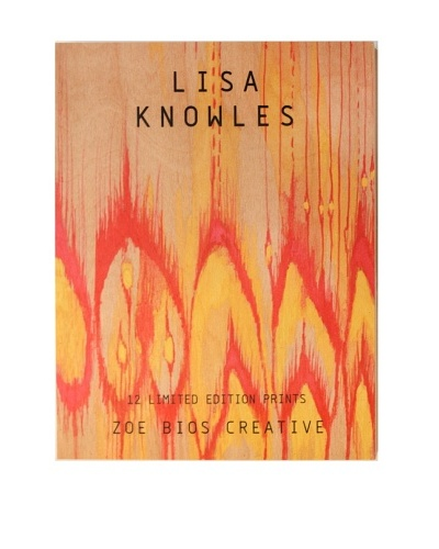 Zoe Bios Creative Lisa Knowles Limited Edition Boxed Artwork