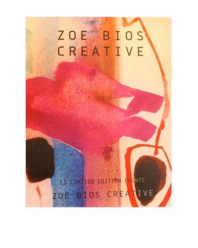 Zoe Bios Creative Set of 12 Limited Ed. Prints