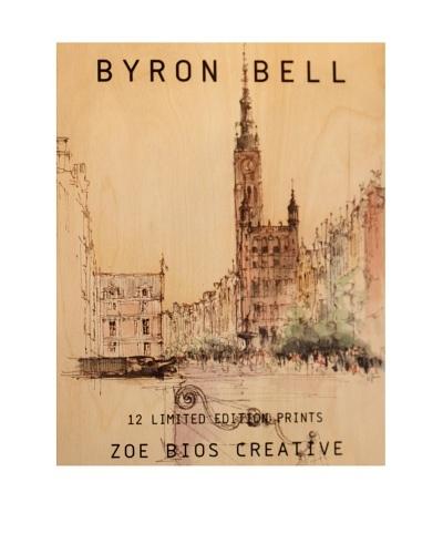 Zoe Bios Creative Byron Bell Vol. 2 Limited Edition Boxed Artwork