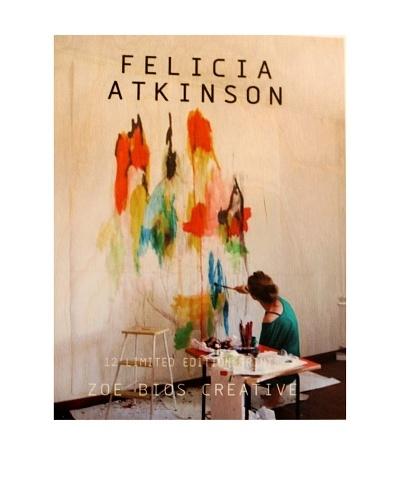 Zoe Bios Creative Set of 12 Felicia Atkinson Limited Ed. Prints