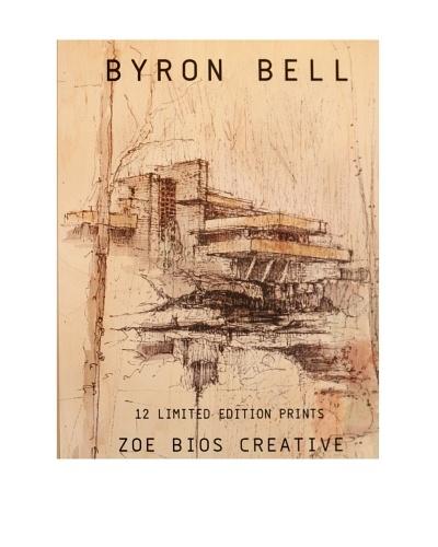 Zoe Bios Creative Set of 12 Byron Bell Vol. 1 Limited Ed. Prints