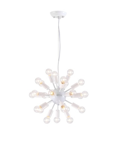 Zuo Propulsion Ceiling Lamp, White