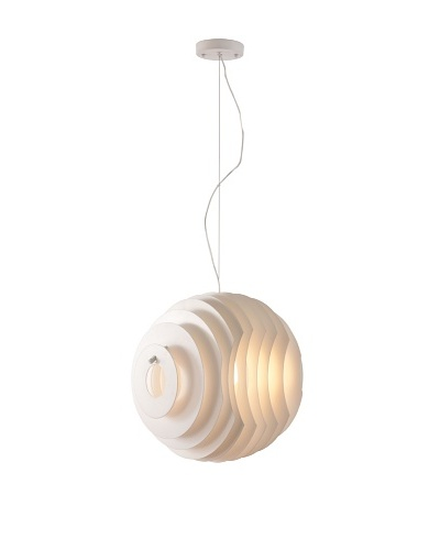 Zuo Intergalactic Ceiling Lamp, White