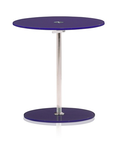 Zuo Radical Side Table [Purple]