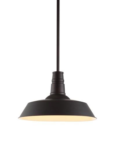 Zuo Tin Ceiling Lamp, Rust