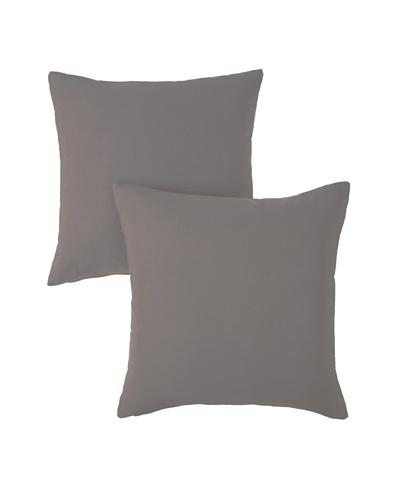 Zuo Set of 2 Laguna Outdoor Pillows [Gray]