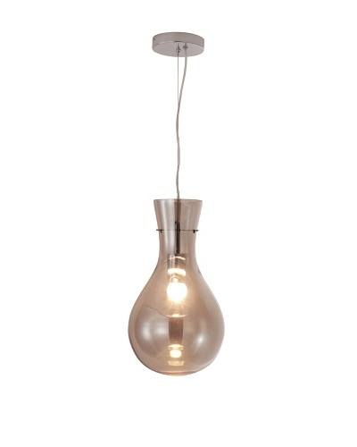 Zuo Nuclear Ceiling Lamp, Smoked
