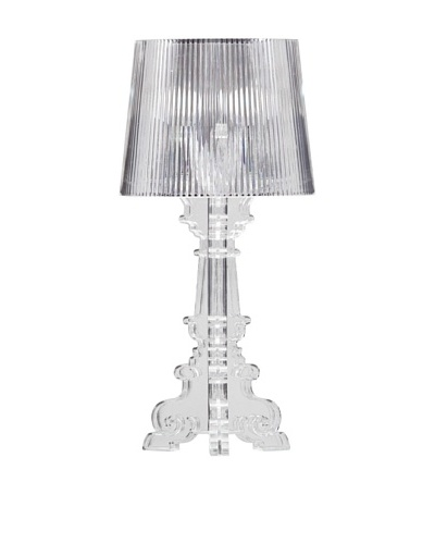 Zuo Salon S Table Lamp, Clear