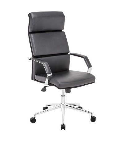 Zuo Lider Pro Office Chair [Black]