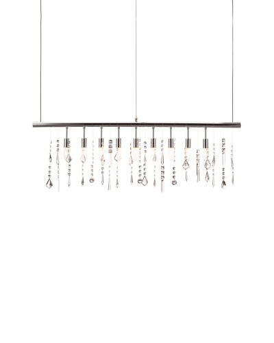 Zuo Shooting Stars Ceiling Lamp, Chrome