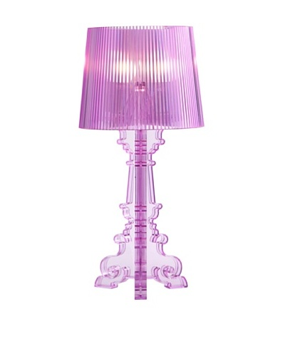 Zuo Salon S Table Lamp, Purple