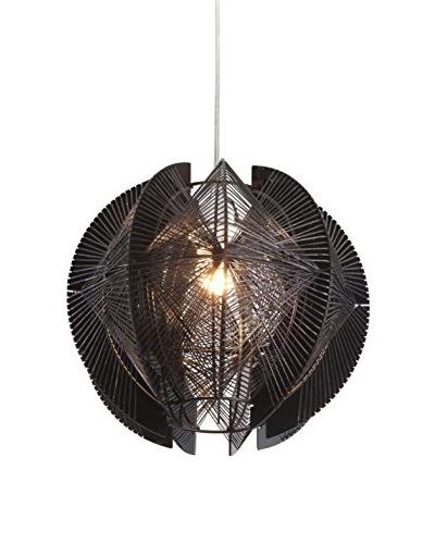 Zuo Centari Ceiling Lamp, Black
