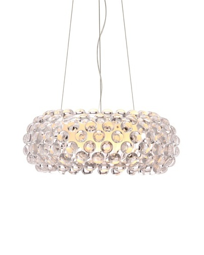 Zuo Stellar Ceiling Lamp, Clear