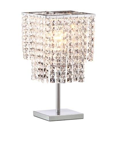 Zuo Falling Stars Table Lamp, Chrome