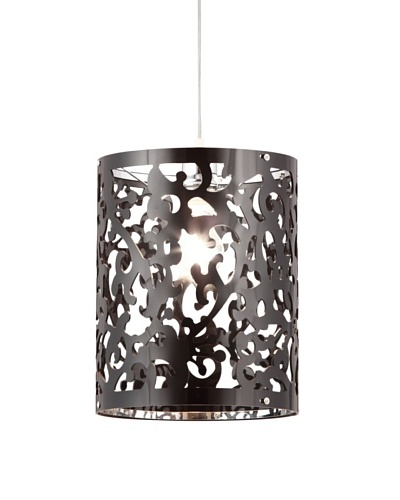 Zuo Casimir Ceiling Lamp, Black