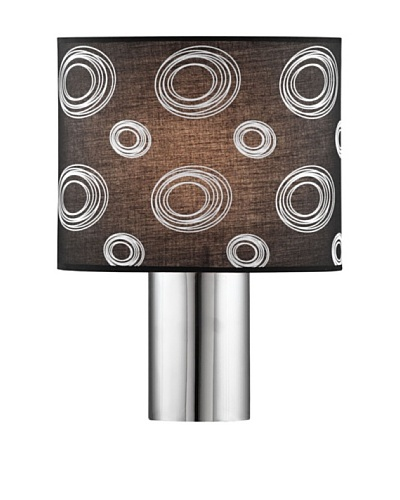 Zuo Twilight Table Lamp, Black