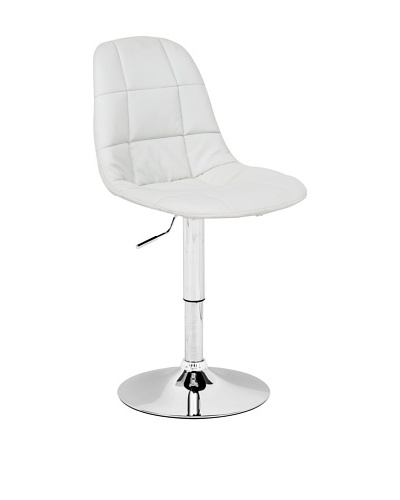Zuo Modern Wrap Chair, White